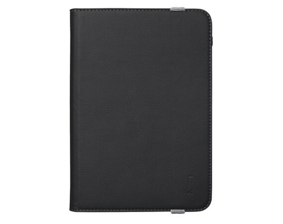 "Trust Verso Universal Folio Stand for 7-8"" tablets - black"
