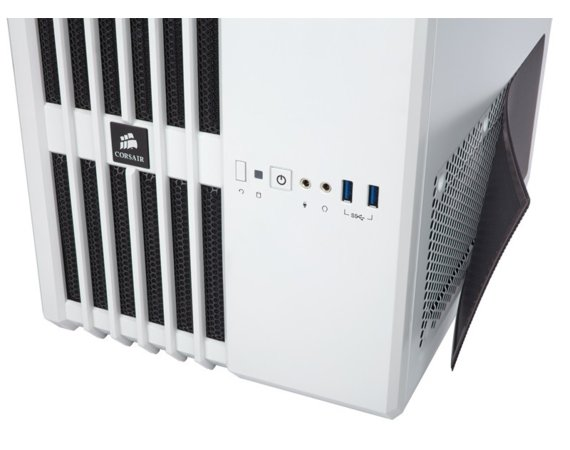 Corsair Carbide 240 Air WHITE USB3.0 Mini ITX