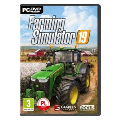 CD Projekt Gra PC Farming Simulator 2019