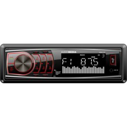 AUDIOMEDIA Radioodtwarzacz AMR417 SD/USB/BT MP3/WMA 4X40W
