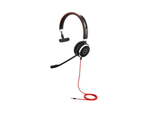Jabra Evolve 40 Mono 3,5mm (bez USB)
