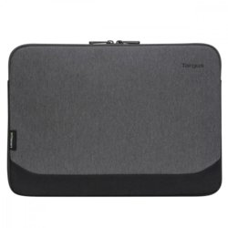 Targus Etui na laptopa Cypress 15.6cala Sleeve with EcoSmart szare
