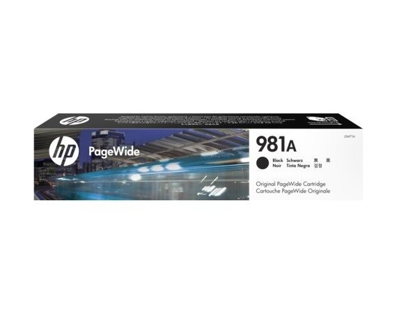 HP Inc. 981A Black J3M71A