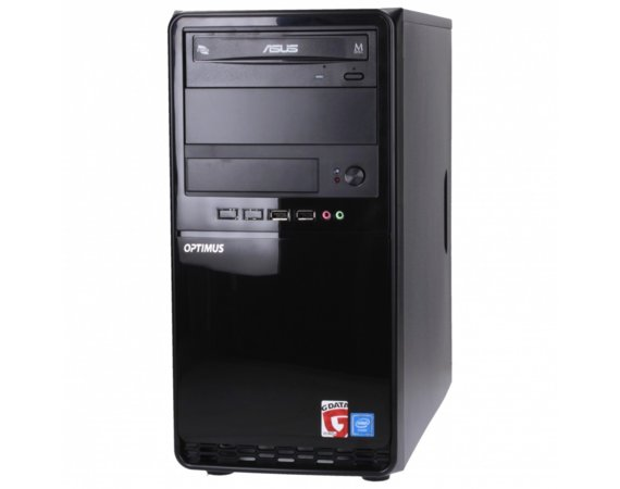OPTIMUS Platinum GH110T G3930/4GB/1TB/DVD/LPT/RS232/W10Home