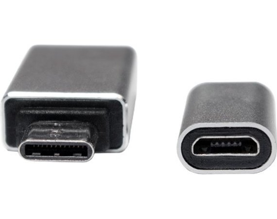 LogiLink Adapter USB-C do USB3.0 Micro USB