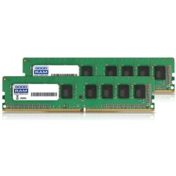 GOODRAM Pamięć PC DDR4 8GB/2400(2*4GB) CL17