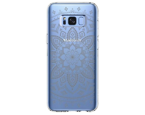 SPIGEN SGP  Liquid Crystal Shine Clear Etui Galaxy S8+