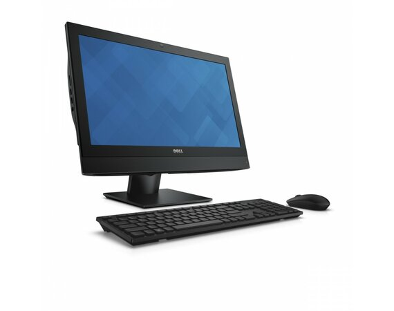 "Dell Optiplex 3240Aio Win7/10Pro (64-bit win10, nosnik) i5-6500/500GB/4GB/Integrated/21.5""FHD/MS116/KB216/3Y NBD"