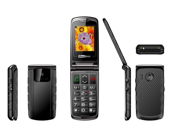 Maxcom 822 BB Poliphone/Big button