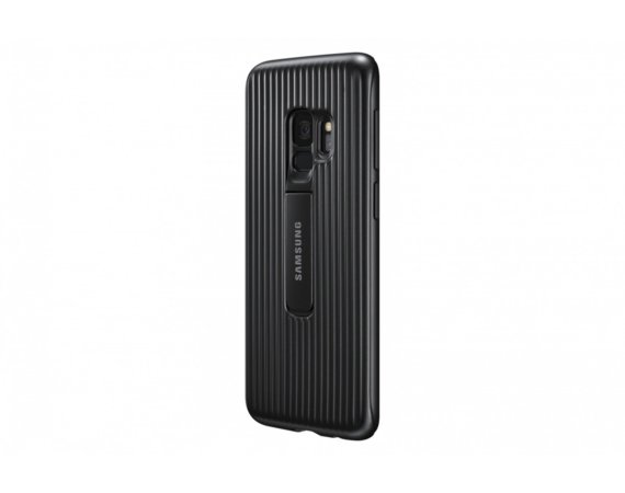 Samsung Protective Standing Cover S9 Czarny