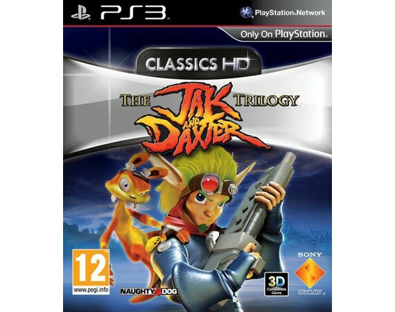 Sony Jak & Daxter Collection PS3 9210320