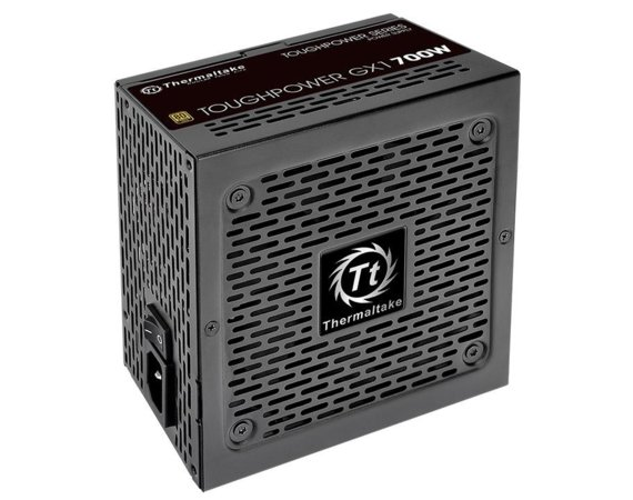 Thermaltake Zasilacz Toughpower GX1 700W (80+ Gold, 4xPEG, 120mm)