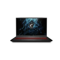 MSI Notebook GF75 Thin 10UEK-038XPL   nOS/i7-10750H/8GB/512SSD/GeForceRTX3060/17.3/FHD