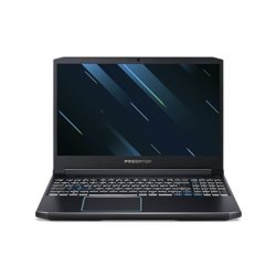 Acer Notebook Helios 300 NH.Q54EP.007 WIN10Home i7-9750H/4GB+4GB/512GBSSD/1000GB HDD/RTX2060 6GB/15.6 FHD
