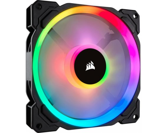 Corsair Fan LL140 RGB LED PWM Single Pack