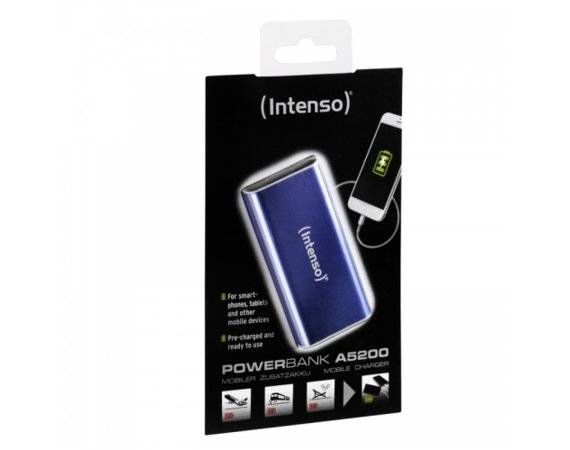 Intenso Powerbank A5200 Niebieski 5200mAh