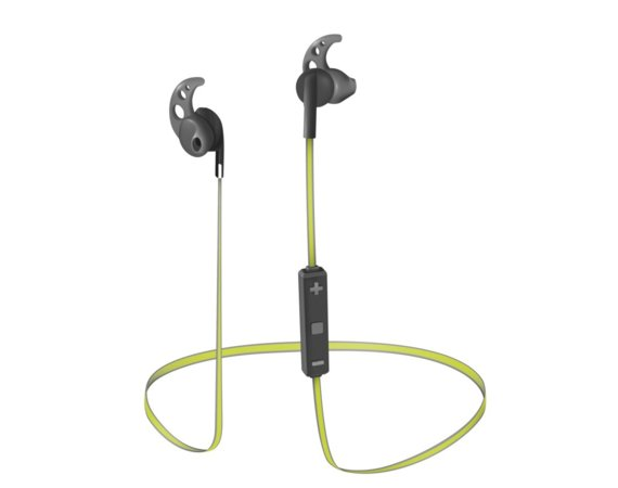 Trust Sila Wireless Earphones Black/lime