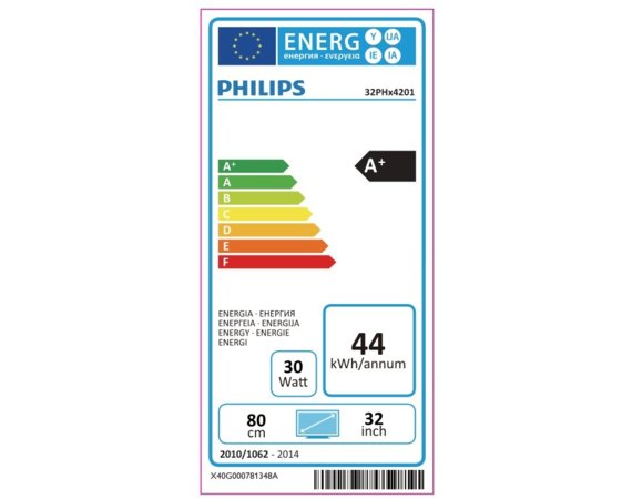Philips 32'' LED 32PHH4201/88