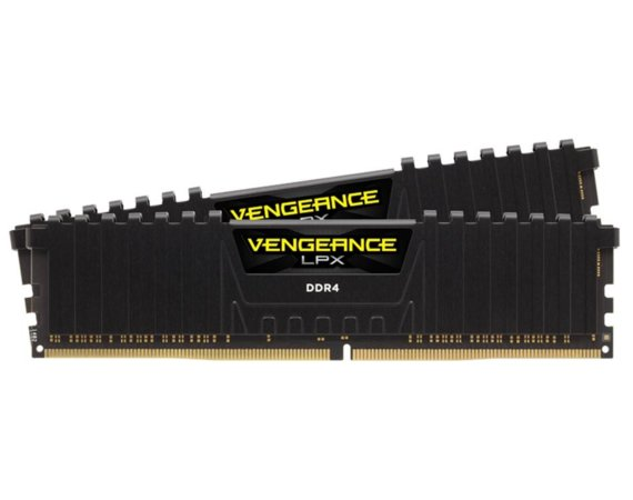 Corsair DDR4 Vengeance LPX 8GB/3000 (2*4GB) BLACK CL15-17-17-35