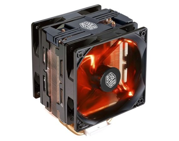 Cooler Master Hyper 212 LED Turbo czarny