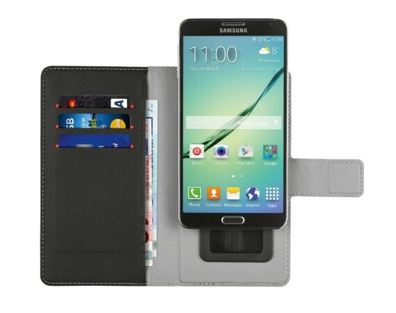 Trust UrbanRevolt Verso Universal Wallet Case for smartphones up to 5.7""