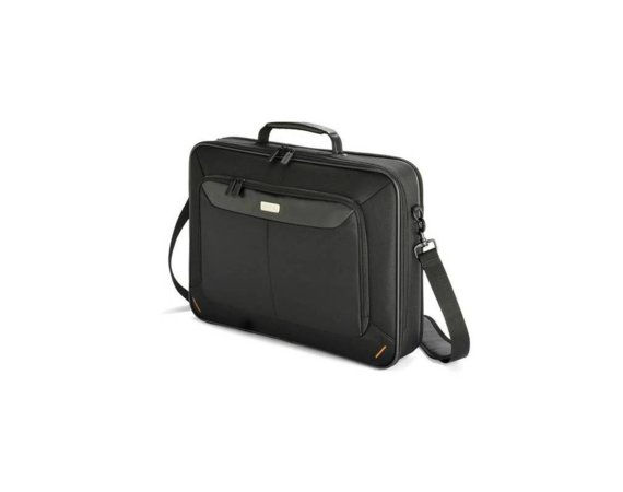 "DICOTA Notebook Case Advanced XL 2011 16,4""-17,3"" (Black) with  tablet compartment"