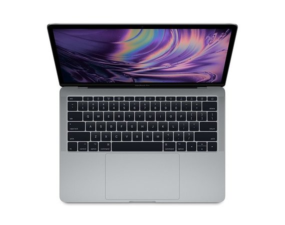 Apple MacBook Pro 13, i5 2.3GHz/8GB/128GB SSD/Intel Iris Plus 640 - Space Grey