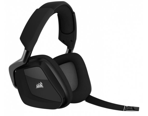 Corsair VOID Gaming Headset Wireless Dolby 7.1 CG-Void PRO Wireless-carbon