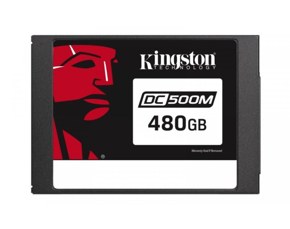 Kingston Dysk SSD DC500M 480GB
