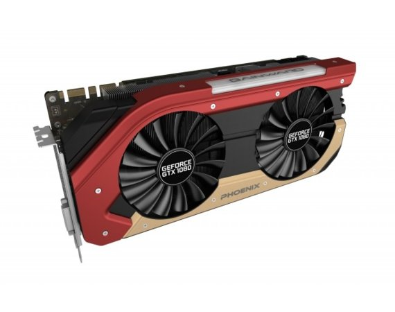 Gainward GeForce GTX 1080 Phoenix 8GB PCI-E DVI/HDMI/3DP
