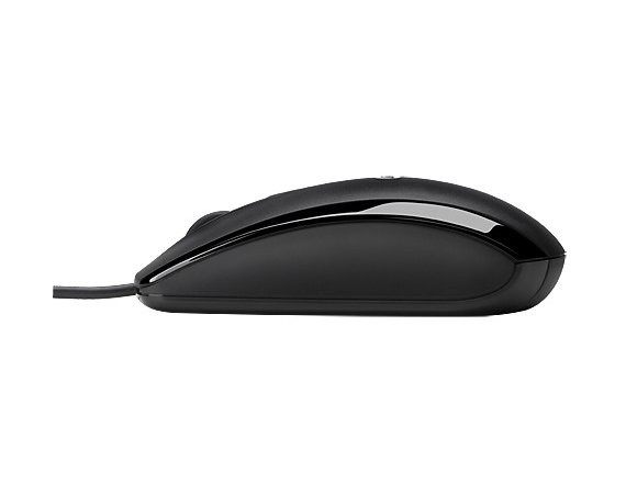 HP Inc. Myszka X500 Wired Mouse E5E76AA