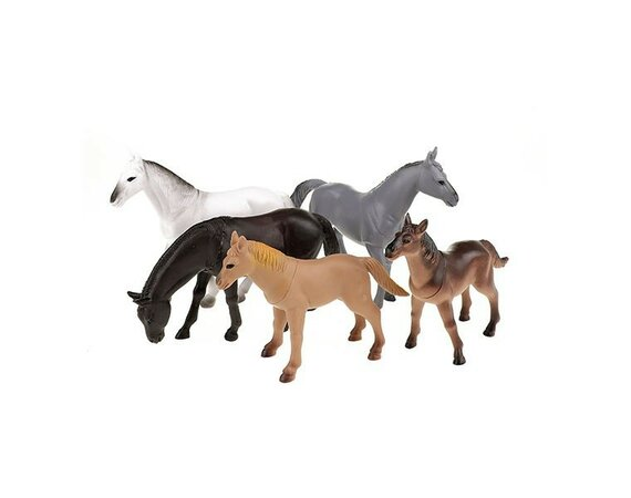 Zestaw 5 figurek TOITOYS Animal World
