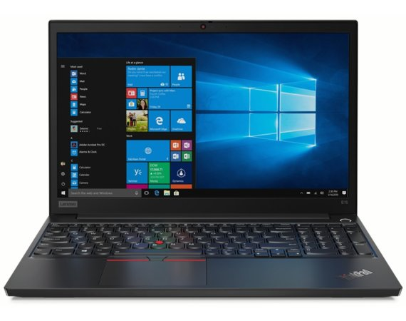 Lenovo Laptop ThinkPad E15 20RD001XPB W10Pro i5-10210U/8GB/1TB/INT/15.6 FHD/Black/1YR CI