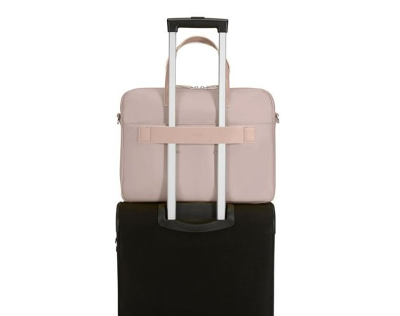 Samsonite Eco Wave torba na notebook 15.6 Szara