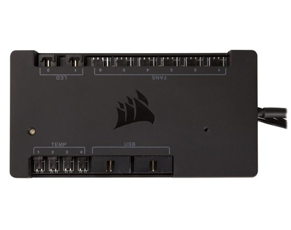 Corsair Commander PRO The compact heart of your CORSAIR LINK system