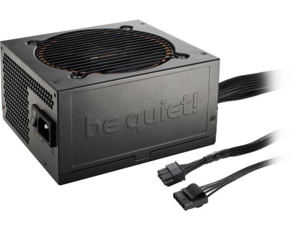 Be quiet! Zasilacz Pure Power 11 CM 500W 80+ GOLD BN297