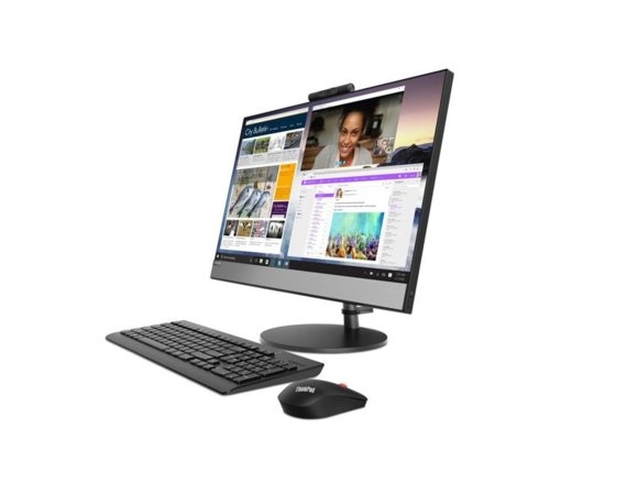 Lenovo AiO V530-24ICB 10UW000CPB W10Pro i5-8400T/8GB/256GB/INT/DVD/23.8/Touch/Black/WiFi+BT/3YRS OS