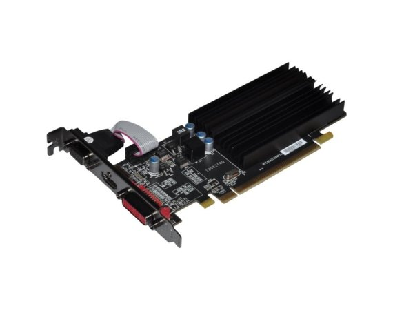 XFX Karta graficzna ONE 5450 PLUS Edition 1GB DDR3 650/1066 (HDMI DVI VGA)