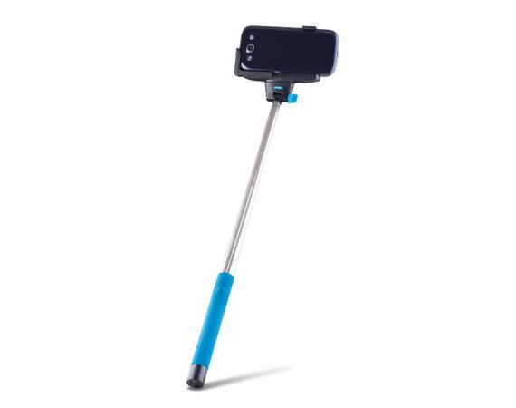 Forever  Monopod Bluetooth MP-100 Niebieski