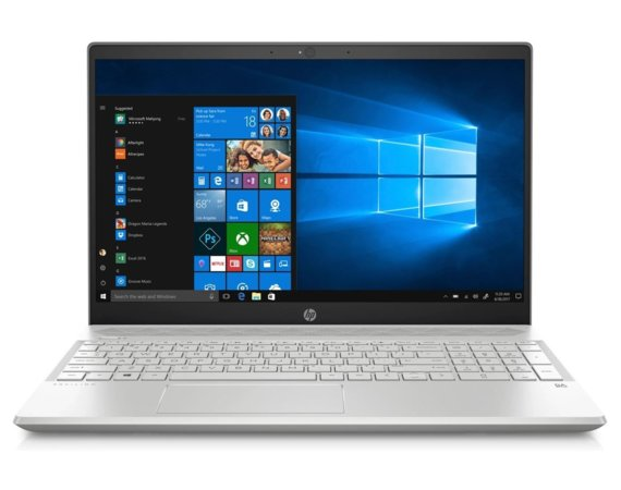 HP Inc. Notebook Pavilion 15-cs1001nw i5-8265U 256/8G/W10H/15,6/MX150 5MM68EA