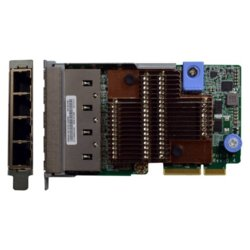 Lenovo ThinkSystem 1Gb 4-port RJ45 LOM 7ZT7A00545