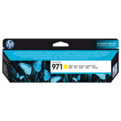 HP Inc. Tusz nr 971 - CN624AE Yellow