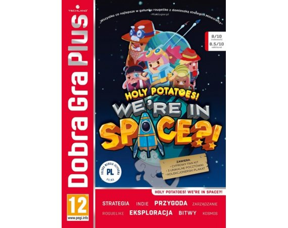 Techland Gra PC SDGP Holy potatoes! Were in space?