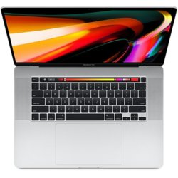 Apple MacBook Pro 16 Touch Bar: 2.6GHz i7/16GB/512GB/RP5300M - Silver