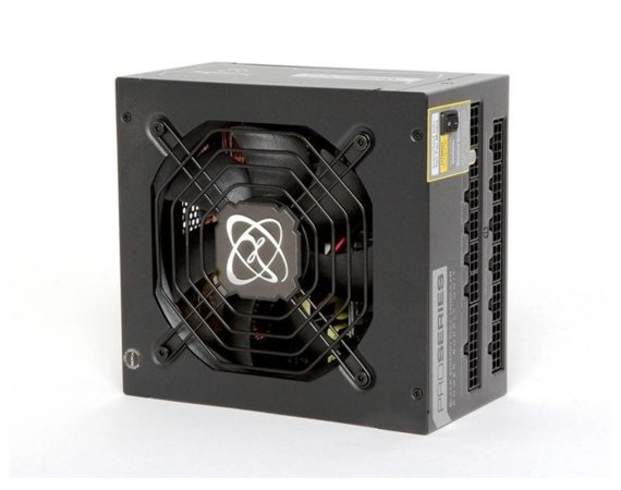 XFX Black Edition 850W Full Modular (80+ Gold, 6xPEG, 120mm, Single Rail)