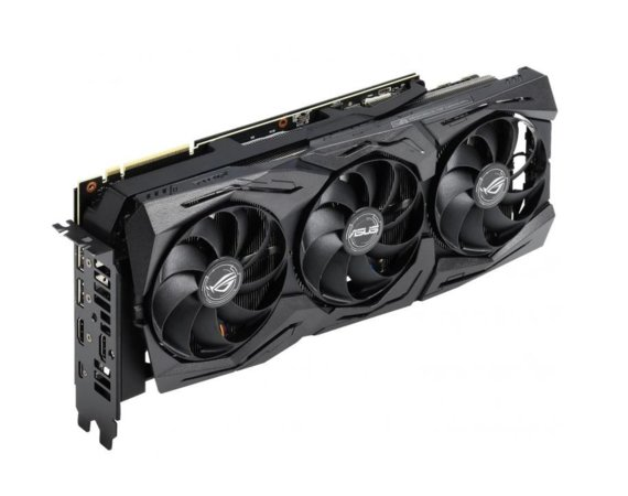 Asus Karta graficzna ROG STRIX GeForce RTX 2070S A8G GAMING GDDR6 2HDMI/2DP/USB-c