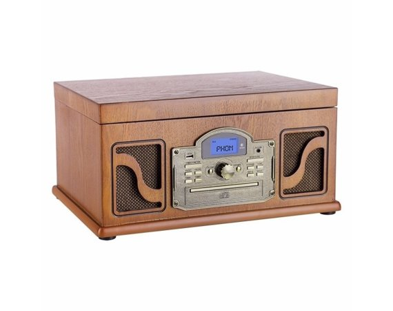 LAUSON GRAMOFON CL146 CD/MP3/FM/USB/SD
