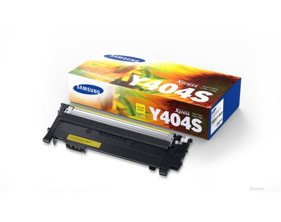 HP Inc. Samsung CLT-Y404S Yellow Toner