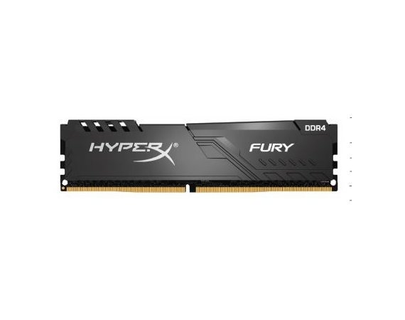 HyperX Pamięć DDR4 Fury Black 16GB/3600 CL17