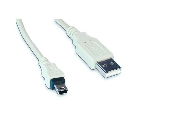 Gembird Kabel USB mini AM-BM5P (CANON) 90CM